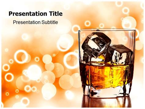 alcohol powerpoint template alcohol powerpoint template 81