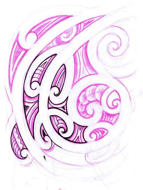 tribal pattern sketch maori tribal sketch by wildthingstattoo on deviantart