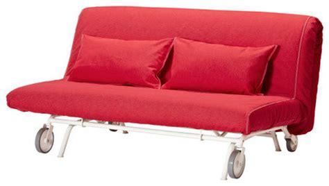 Modern Sofa Bed Ikea Ikea Ps L 214 V 197 S Sofa Bed Contemporary Futons By Ikea