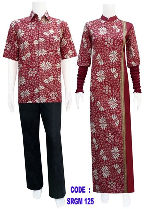 Gamis Batik Gb01 Uk S M L Xl Katun Dress Wanita Syari Aamir Kinsler sarimbit gamis batik model srgm 12 koleksi batik modern