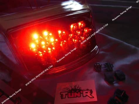 Lu Led Fu feu arri 232 re pour booster mbk spirit et yamaha bw s apr 232 s 2004 tun r diodes black 224 led www rrd