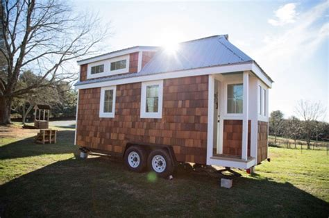 tiny houses on wheels for sale the pecan tiny house on wheels for sale