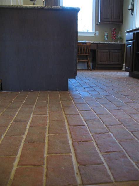 Thin Brick Pavers Kitchens Inglenook Brick Tiles Thin Brick Flooring