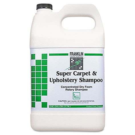 Upholstery Cleaning Products by Franklin F538022 1 Gallon Carpet And Upholstery