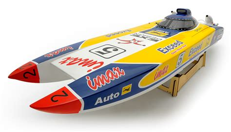 rc gas boat catamaran exceed racing fibgerglass imax saga catamaran 26cc gas
