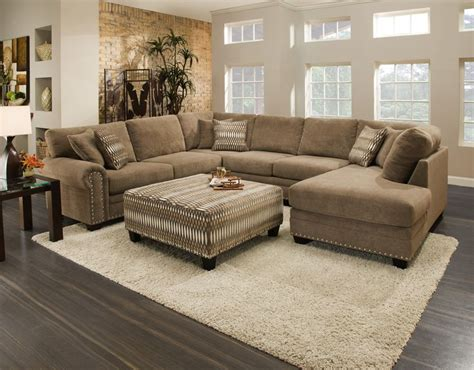 hom furniture sectionals oates 3 piece sectional at hom furniture furniture
