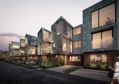 houses in london london housing residential buildings e architect