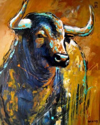 Imagenes Toros Abstractos | cuadros modernos cuadros exclusivos y a pedido abstractos