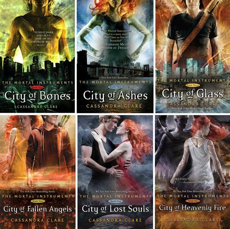 The Mortal Instruments City Of Ashes Clare the mortal instruments by clare books worth