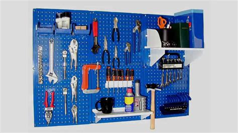 wall control  wrk buw standard workbench metal