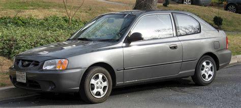 2002 Hyundai Accent Gs by 2002 Hyundai Accent Gs 2dr Hatchback 1 6l Auto
