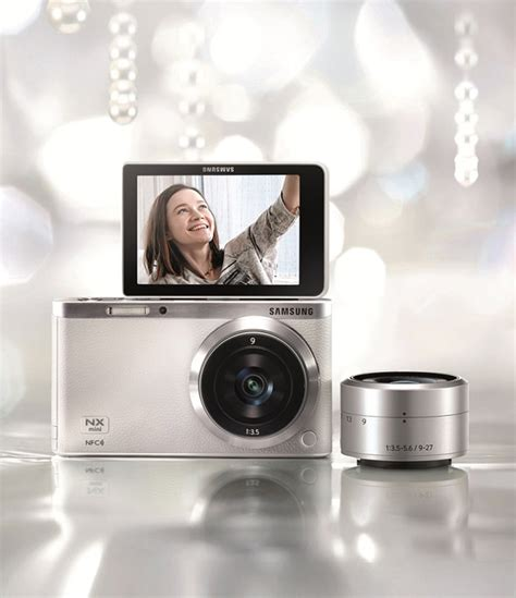 Samsung Nx Mini Smart samsung nx mini smart with interchangeable lens tuvie