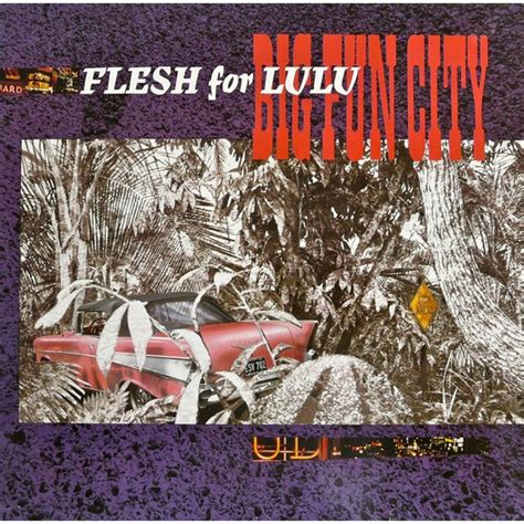 Sle Sale Do You Lulu Second City Style Fashion by Flesh For Lulu Big City Vinyl Lp Album At Discogs