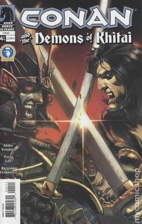 conan and the demons of khitai conan and the demons of khitai 2005 comic books