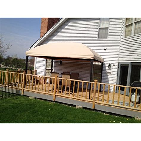 garden winds 13 x 10 domed gazebo replacement canopy