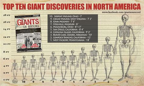 top ten giant discoveries in north america ancient origins