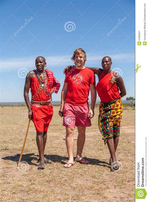 kenyan latest mens clothes masai mara kenya africa feb 12 masai men in editorial