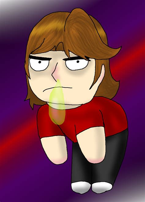 why is my s nose running a runny nose by kingofthedededes73 on deviantart