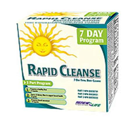 Rapid Flush Detox by Renew Www Supplementscanada Www