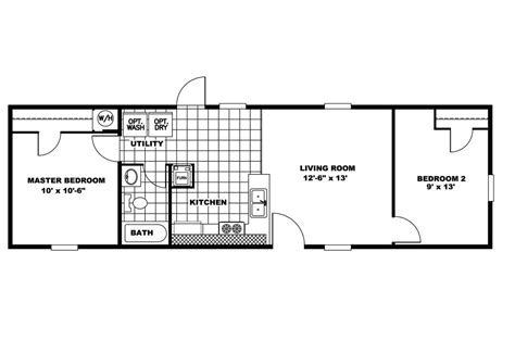 clayton home plans manufactured home floor plan clayton vision vis factory