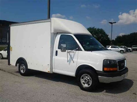 10 Foot Box Truck For Sale by Gmc Savana 2005 Box Trucks