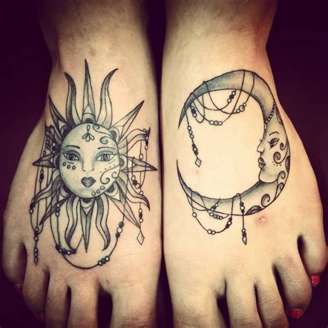 sun foot tattoo ascending lotus photo tattoos sun