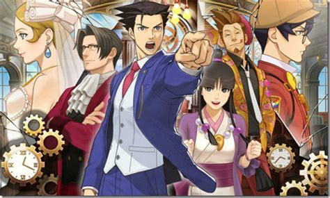 Ace Attorney Court Records Capcom Has New Ace Attorney And More Headed To Nintendo Switch In Fiscal Year