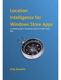 laurent duveau free ebook: location intelligence for