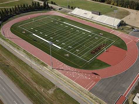 southwest state football field turf artificial football turf synthetic