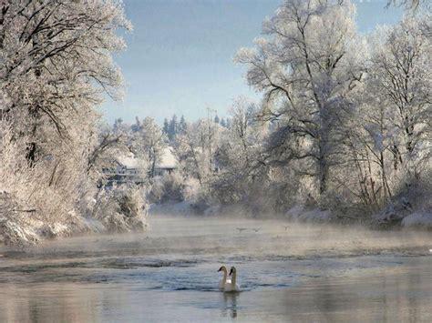 imagenes de paisajes de invierno lollitop invierno en finlandia