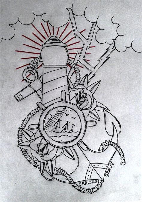 grave tattoo designs sailors grave by swetattoo on deviantart