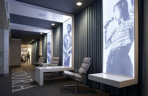 Song From Office Space by A Look Inside Pandora S Stylish Chicago Offices Officelovin