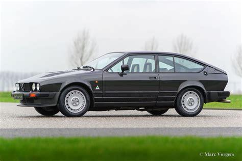 Alfa Romeo Gtv6 by Alfa Romeo Gtv6 2 5 1984 Welcome To Classicargarage