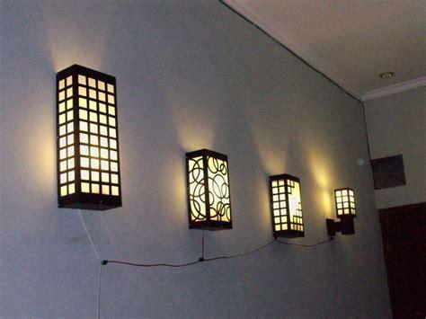 model lampu rumah minimalis terbaru
