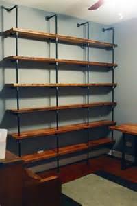 Bookshelf Bracket Working