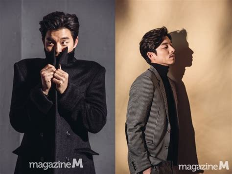 gong yoo film list gong yoo reveals his thoughts about his upcoming movie in