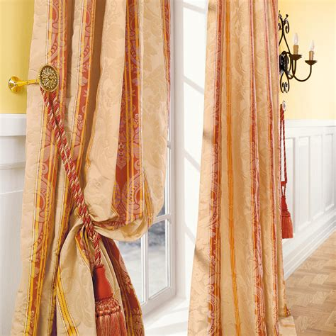vorhang quasten vorhang le roi 1 vorhang mit 3 jahren garantie