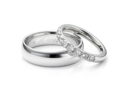 wedding rings luxury what is the difference between