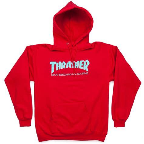 Sweater Vgod Redmerch 1 thrasher skate mag hoodie