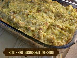 southern thanksgiving dressing southern style cornbread dressing