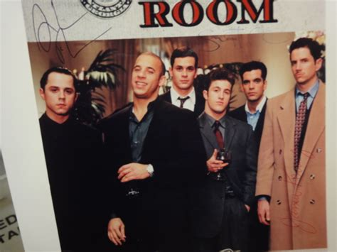 boiler room cast ribisi caan kennedy color photo quot boiler room quot 2000 signed autograph
