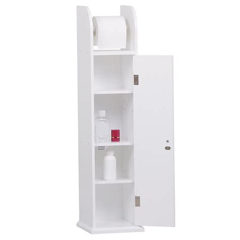 Free Standing Bathroom Toilet Paper Roll Holder Tissue Bathroom Toilet Paper Storage