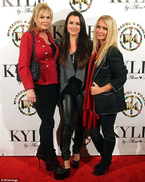 what is the issue between kim and kyle richards 267 best real housewives of beverly hills kyle richards