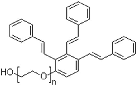 cas # 99734 09 5, tristyrylphenol ethoxylates