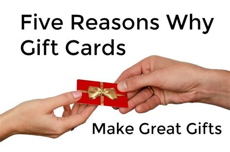 Why Accessories Make The Gift by Five Reasons Why Gift Cards Make Great Gifts Wisconsin