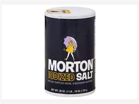 is table salt iodized image gallery morton iodized salt