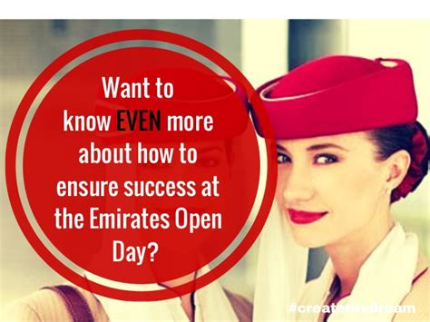 cabin crew open day emirates careers how to ensure success at the cabin crew