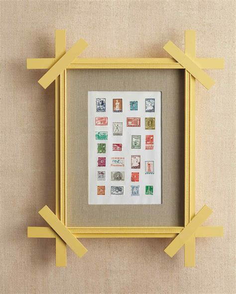 framing ideas photo frame ideas martha stewart