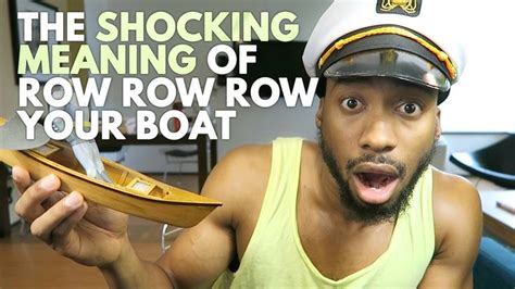 row row your boat true meaning 59 best inspirational videos images on pinterest awesome