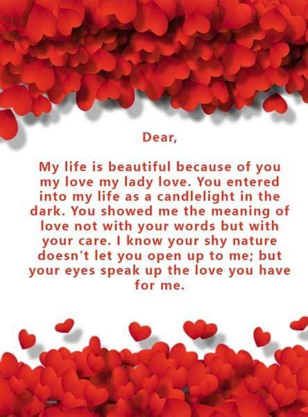 romantic love letters heart deep sweet